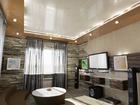 Сатиновый потолок 4.5х5