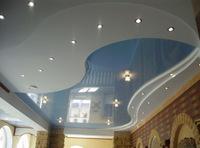 Сатиновый потолок 5х6