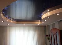 Сатиновый потолок 5.5х6