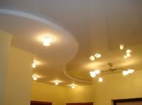Сатиновый потолок 5х7