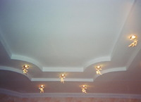 Сатиновый потолок 5х9