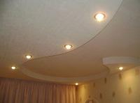 Сатиновый потолок 3.5х4